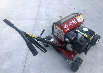 Viper HD Curb Trencher Machine