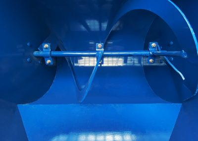 Titan Pro MAX Hydraulic Mixer - Patented Spiral Mixing Blade